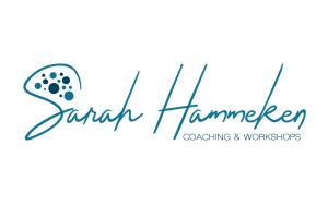 Logo design til Sarah Hammeken