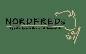Logo design til Nordfreds