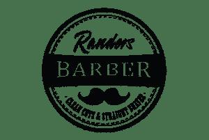 Logo design til randers barber