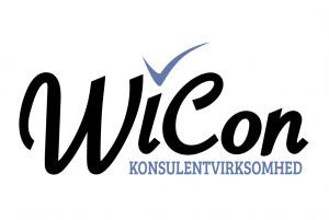 Logo design til WiCon Konsulentvirksomhed
